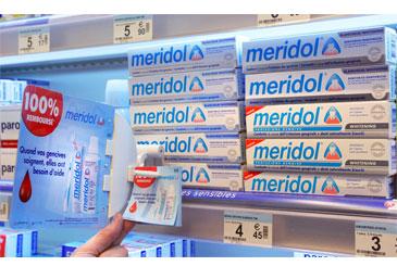 Meridol en Parapharmacie